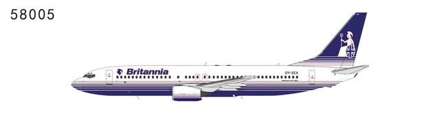 Britannia Airways 737-800 OY-SEA (1:400)