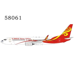Hainan Airlines 737-800/w B-1729 with scimitar winglets; with Air Chinas nose (1:400)