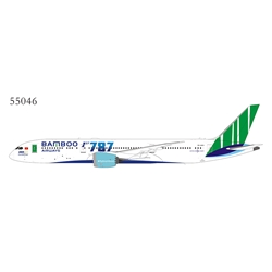 "Bamboo Airways 787-9 Dreamliner VN-A819 with ""1st 787"" title (1:400)"