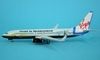 "Virgin Blue 737-800 ""Head to Queensland"" `VH-VOJ (1:200), Phoenix 1:200 Scale Diecast Aircraft Item Number DPVIR004"
