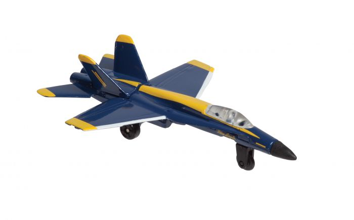 "F/A-18 Hornet ""Blue Angels"" (Approx. 5"") by Runway 24 item number: RW090"