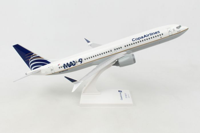 Copa Airlines 737MAX9 Delivery Livery (1:130) by SkyMarks Airliners Models item number: SKR1003