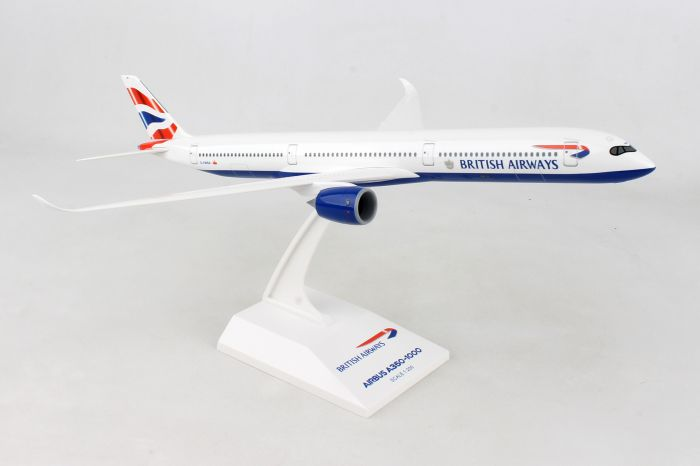 British Airways A350-1000 (1:200) by SkyMarks Airliners Models item number: SKR1035