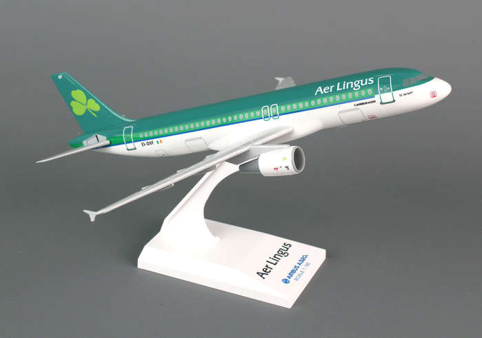 Aer Lingus A320 (1:150) with gear, SkyMarks Airliners Models Item Number SKR742