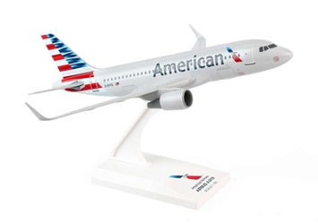 American A319 (1:150) New Livery, SkyMarks Airliners Models Item Number SKR749