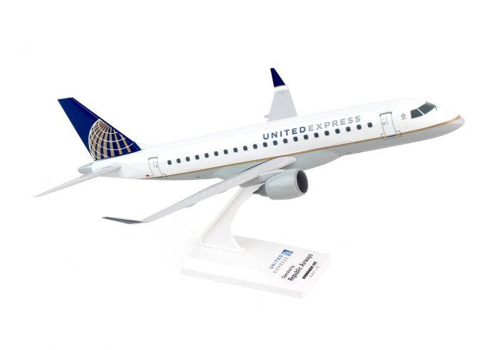 United Express Republic ERJ-175 (1:100) by SkyMarks Airliners Models item number: SKR842