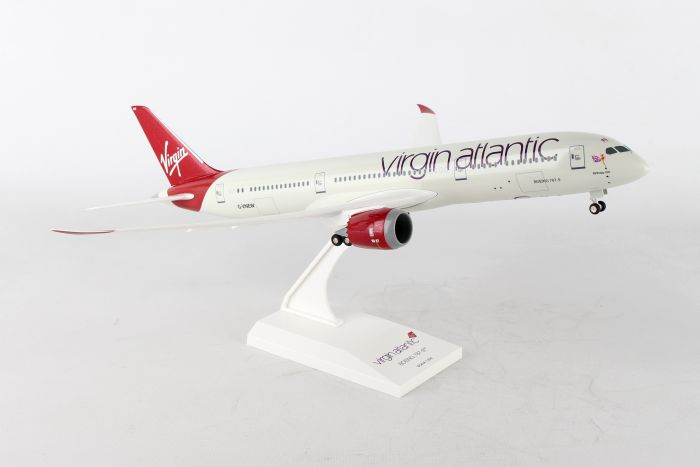 Virgin Atlantic 787-9 G-VNEW (1:200) With Gear by SkyMarks Airliners Models item number: SKR887