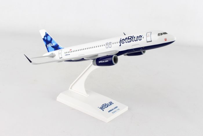 "Jetblue A320 ""Blueberries"" (1:150) by SkyMarks Airliners Models item number: SKR963"