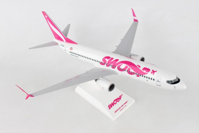 Swoop 737-800 (1:130) by SkyMarks Airliners Models item number: SKR964