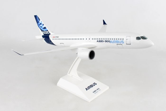 Airbus House A220-300 (1:100) by SkyMarks Airliners Models item number: SKR991