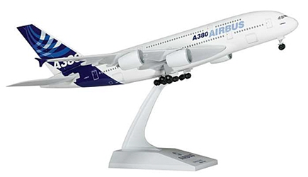 Airbus A380-800 House Colors (1:200), SkyMarks Airliners Models Item Number SKR380