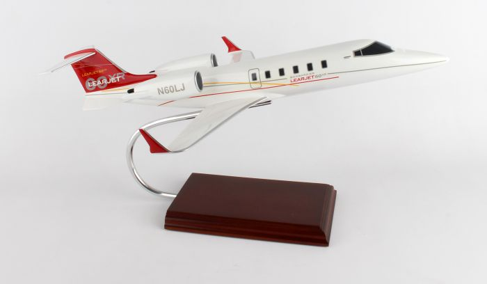 Bombardier Learjet 60 (1:35), Executive Series Display Models Item Number BL60TR