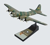 B-17F Red Gremlin (1:60), Executive Series Display Models Item Number AB17RGT