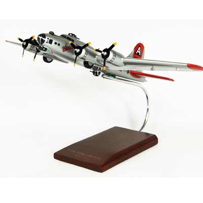 B-17G Flying Fortress(1:72) by TMC Pacific Desktop Airplane Models