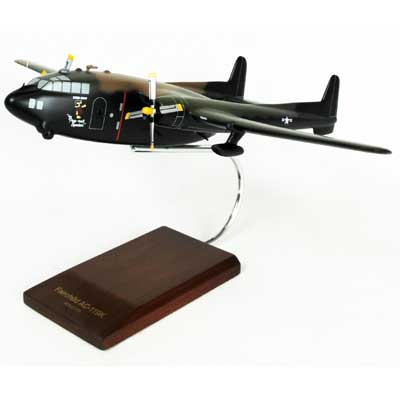 AC-119K Stinger  (1:72), TMC Pacific Desktop Airplane Models Item Number AC119GST