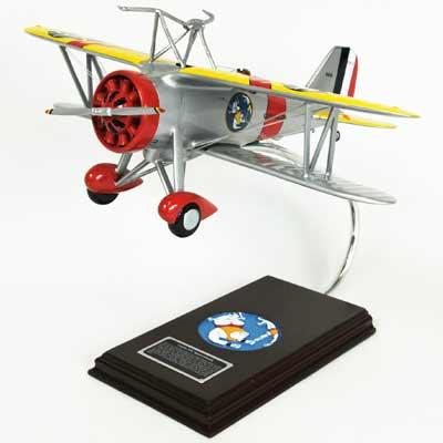 F9C Sparrowhawk (1:20), TMC Pacific Desktop Airplane Models Item Number ACSF9CTE