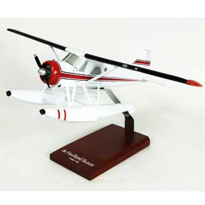De Havilland Beaver (1:32), TMC Pacific Desktop Airplane Models Item Number ADHBT