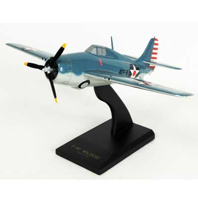 F-4F-4 Wildcat (1:32), TMC Pacific Desktop Airplane Models Item Number AF4FT