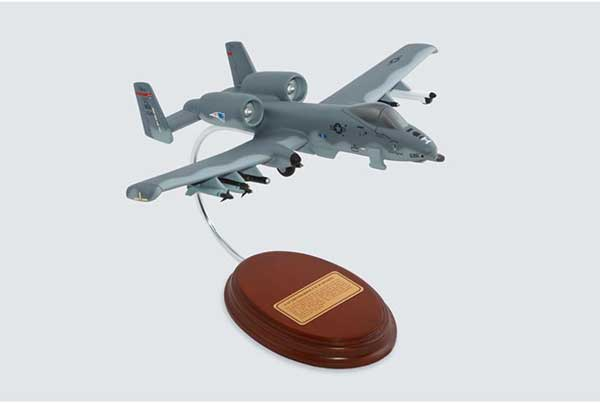 A-10A Warthog (1:54), Executive Series Display Models Item Number AM07022