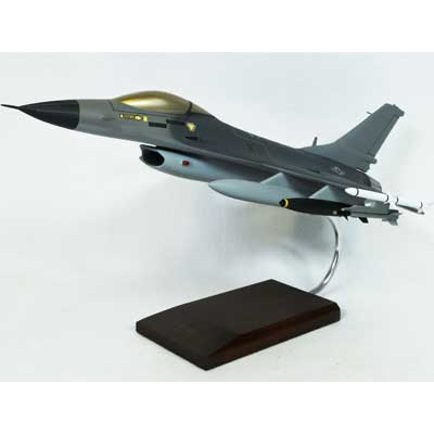F-16C Falcon (1:32), TMC Pacific Desktop Airplane Models Item Number CF016CT