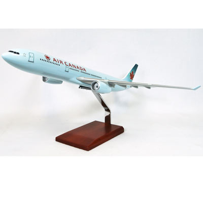 A330-300 Air Canada (1:100), TMC Pacific Desktop Airplane Models Item Number KA330ACTR