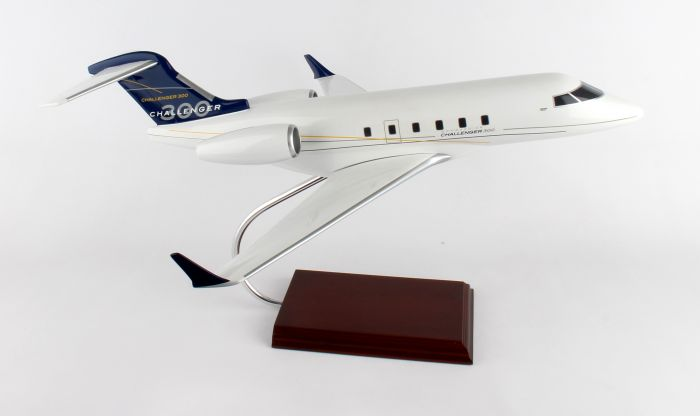 Challenger 300 1/35 scale by Executive Series Display Models item number: KC300T