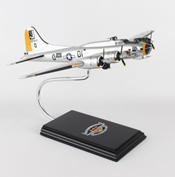 "B-17G Flying Fortress ""Liberty Belle"" (1:62) by Executive Series Display Models item number: SE0057W"