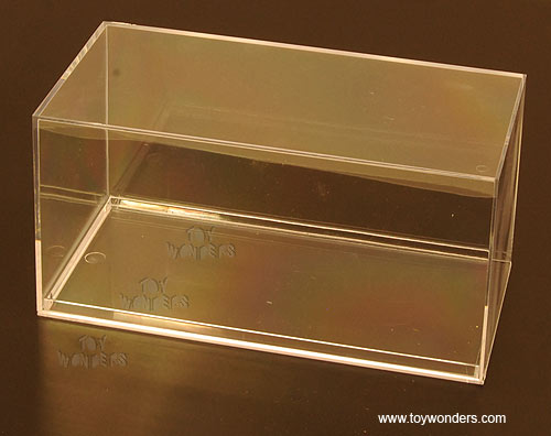 1/32 Scale Diecast Model Car Acrylic Display Cases
