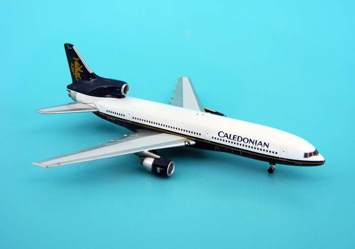 Caledonian L-1011 (1:500), InFlight 500 Scale Diecast Airline models Item Number IF5112009