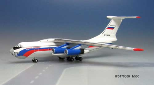 Russian Air Force Il-76 (1:500)