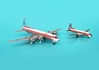 BKS Air Transport Britannia 312/HS-748 2-Pack (1:400)