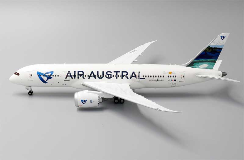 Air Austral B787-8 F-OLRC (1:200) - Special Clearance Pricing