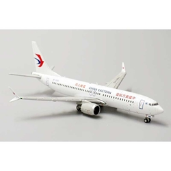 China Eastern B737-8Max (1:400) - Special Clearance Pricing