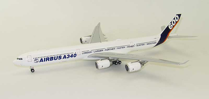 Airbus A340-600 F-WWCA (1:200) - Special Clearance Pricing