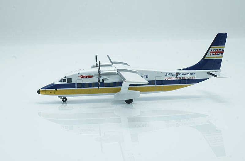 "British Caledonian Short 360-100 ""Big Flag"" G-BKZR (1:200) - Special Clearance Pricing"