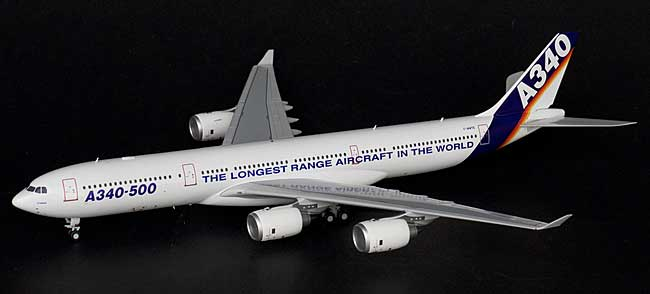 "Airbus A340-500 ""House color"" F-WWTE (1:200) - Special Clearance Pricing"