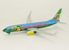 "Tuifly B737-800 ""Tropifrutti"" D-ATUJ (1:200) - Special Clearance Pricing"