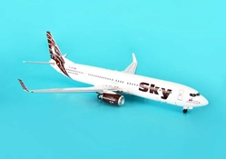 "Sky Airlines 737-900 ""Burgandy Colors"" (1:200)-CLOSE OUT"