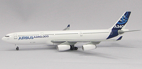 Airbus A340-300 New House Colors (1:400), DragonWings 400 Diecast Airliners Item Number DRW56356