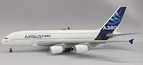 "Airbus A380 ""Corporate Model"" (1:400), DragonWings 400 Diecast Airliners Item Number DRW56359"