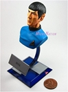 Star Trek Spock Bust, Furuta Mini Item Number FRT035
