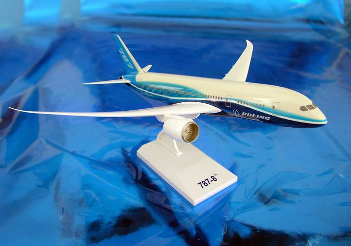 Boeing 787-800 Dreamliner (1:200), SkyMarks Airliners Models Item Number SKR187