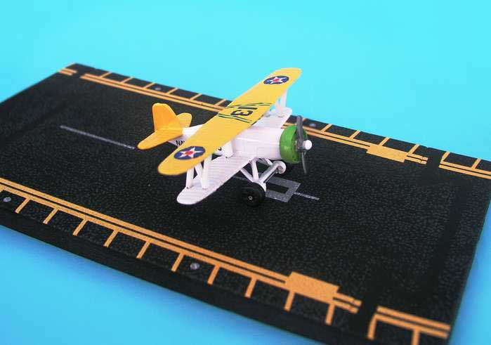 "F4B Air Devil (Approx. 5""), Hot Wings Toy Airplanes Item Number HW11111"
