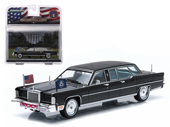1972 Lincoln Continental Ronald Reagan Presidential Limousine (1:43)