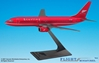 "Sterling ""Red"" 737-800 (1:200), Flight Miniatures Snap-Fit Airliners, Item Number BO-73780H-018"