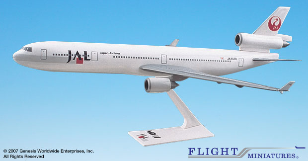 Japan Airlines (89-03) MD-11 (1:200)