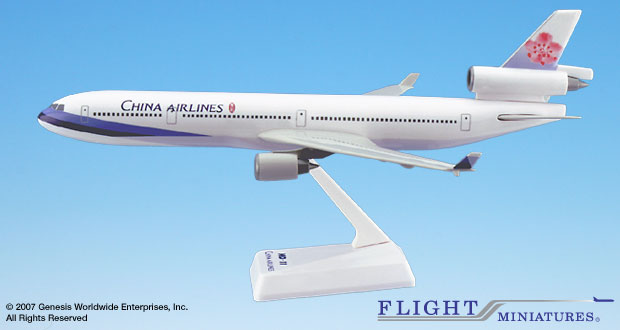 China Airlines MD-11 (1:200)