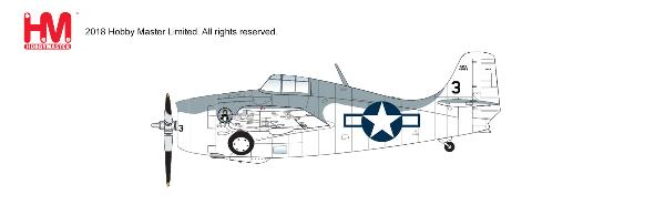 F4F-4 Wildcat VC-12, USS Core, 1944 (1:48) - Preorder item, order now for future delivery