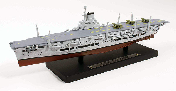 HMS Ark Royal Aircraft Carrier (1:1250), DeAgostini Diecast Item Number DG-WS006