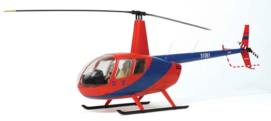R44 Raven Helicopter - Chinese Air Force (1:32)
